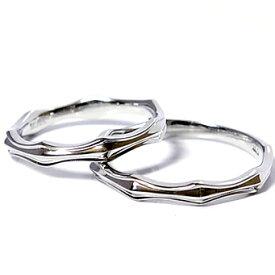 ハードプラチナ ペアリング2本製作 トリリアントソード メンズ&レディースpt950 pair ring ペアリング マリッジリング結婚指輪