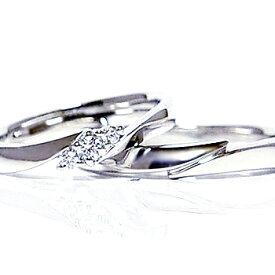 ハードプラチナ ペアリング2本製作 ランコントルシリーズ プリズム メンズ&レディースpt950pair ringダイヤモンド ペアリング マリッジリング結婚指輪