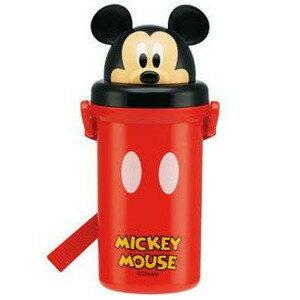 【送料無料】ダイカット キャッ プシリコーン製ストローホッパー500ml ディズニー ミッキー マウス おしゃれ スケーター 水筒 かわいい おしゃれ ボトル 子供用 フォトジェニック