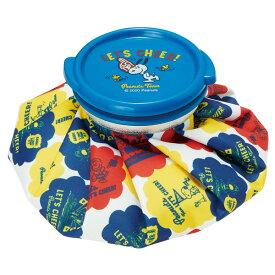 アイスバッグ[S]●ピーナッツ レッツチア!●//氷のう 氷嚢 アイシング アイシングバッグ アイスパック Ice pack Ice bag 熱中症対策 発熱対策 応急処置 スポーツ 冷却 冷やす キャラクター スヌーピー//