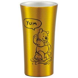 ●くまのプーさん ハニー●断熱ステンレス2層タンブラー〔300ml〕ステンレスタンブラー 真空2層 タンブラー ステンレス マグ コップ ディズニー Disney Pooh Honey//