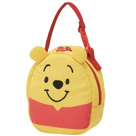 【P10倍 9日1:59迄】ダイカットマグポーチ●プーさん●//マグボトル収納 持ち運び ベビー用品 ベビーグッズ 可愛い ミニポーチ 小物入れ お出かけ ディズニー Disney くまのプーさん Pooh//