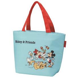【53%OFF】トート型保冷ランチバッグ●ミッキー&フレンズ ピクニック●//お弁当 ランチ 買い物 バッグ カバン お出かけ 可愛い キャラクター ディズニー Disney//
