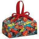 ランチ巾着袋 カーズ3 カーズ マックイーン ディズニー ピクサー 男の子 子供 巾着 お弁当袋 巾着袋 ランチバッグ スケーター ギフトラッピング プレゼント キャラクター