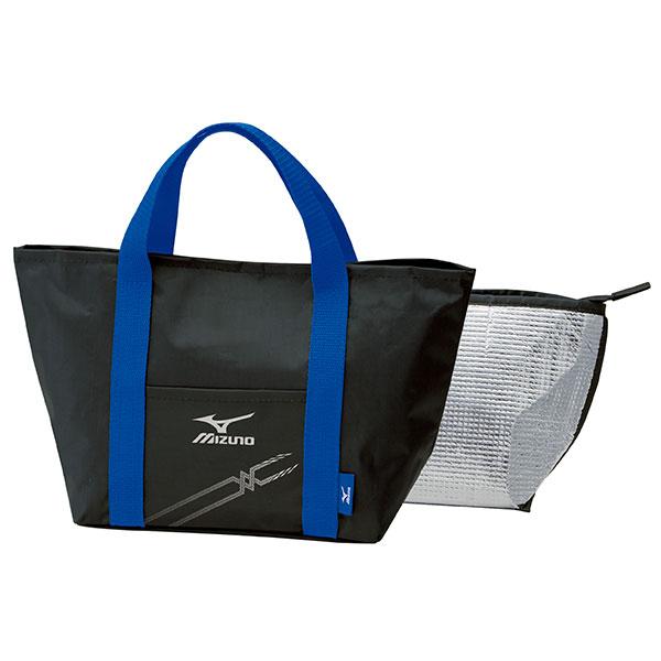 期間限定15%OFF【5,000円以上送料無料】洗える 保冷ランチ バッグ (2重) ミズノ17 男子 男性 メンズ シンプル かっこいい MIZUNO MIZUNO スポーツ バッグ