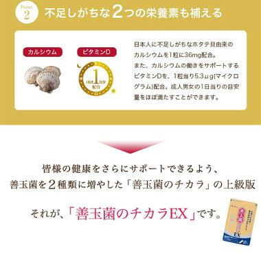 フジッコ公式善玉菌のチカラEX