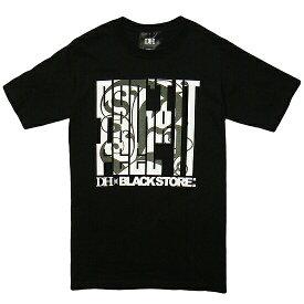 【 DOUBLE HARD / ダブルハード 】 Collaboration Tee ( コラボレーション Tシャツ ) / ブラック 【あす楽対応_東北】【あす楽対応_関東】