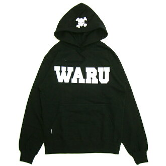 Waru Hoodie (발 푸 디)/블랙 (이노우에 三太 TOKYOTRIBE 도쿄 트 라 이브) (후드 파 카)