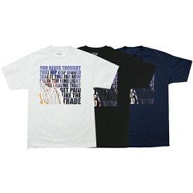 DEADLINE デッドライン World Trade Tee 半袖 Tシャツ ノートリスBIG ビギー