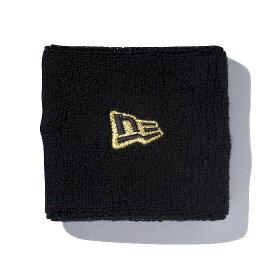 NEW ERA ニューエラ キャップ Wristband リストバンド ブラック×ゴールド 11225625