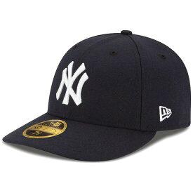 ニューエラ キャップ メンズ レディース NEW ERA LP 59FIFTY MLB On-Field ニューヨーク・ヤンキース ゲーム 帽子 CAP メジャーリーグ プレゼント チームカラー 11449295