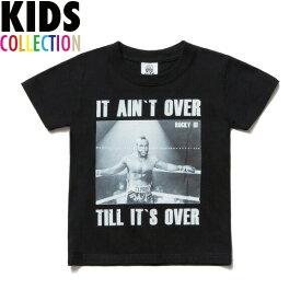 NINE RULAZ LINE ナインルーラーズ キッズ Kid's Mr Pain Tee 半袖 Tシャツ 子供服 ROCKY3 NRKAW17-003 ブラック