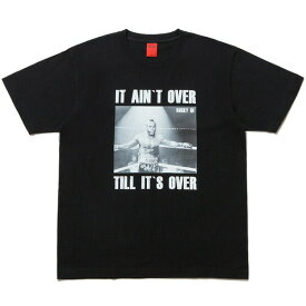 NINE RULAZ LINE ナインルーラーズ Mr Pain Tee 半袖 Tシャツ ROCKY3 NRAW17-004 ブラック
