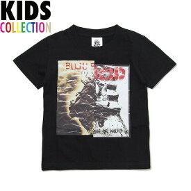 NINE RULAZ LINE ナインルーラーズ キッズ Kid's Musical Unification Tee 半袖 Tシャツ 子供服 NRKSS17-006 ブラック