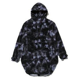 送料無料 NINE RULAZ LINE ナインルーラーズ Corduroy Mods Coat モッズコート コーデュロイ ブリーチ NRAW17-018 ブラック