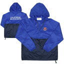 7ユニオン 7UNION ジャケット California Anorak Jacket アノラック メンズ アウター IPVW-009C ブルー×ブラック