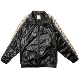 ナインルーラーズ ジャケット NINE RULAZ Nylon Track Jacket メンズ ナイロンジャケット NINE RULAZ LINE NRSS18-010 ブラック