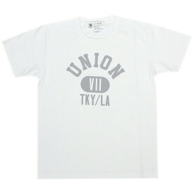 7ユニオン Tシャツ 7UNION Property Of 7union Tee IPVW-013C WHITE ホワイト