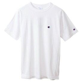 チャンピオン Tシャツ メンズ CHAMPION ベーシック チャンピオン 胸Cロゴ ワンポイント おしゃれ ブランド プレゼント ホワイト S-XL C3-P300