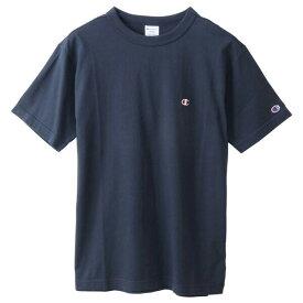 チャンピオン Tシャツ メンズ CHAMPION ベーシック チャンピオン 胸Cロゴ ワンポイント おしゃれ ブランド プレゼント ネイビー S-XL C3-P300
