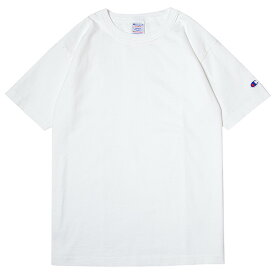 チャンピオン Tシャツ メンズ CHAMPION T1011 US 半袖Tシャツ MADE IN USA おしゃれ ブランド プレゼント ホワイト S-XL C5-P301