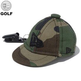 ニューエラ ゴルフ パターカバーホルダー メンズ レディース NEW ERA フラッグロゴ ワンサイズ ウッドランドカモ 11901504
