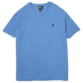ポロ ラルフローレン Tシャツ メンズ レディース RALPH LAUREN ワンポイント ブルー/ネイビー
