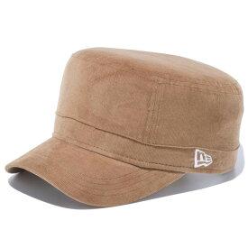 ニューエラ ワークキャップ メンズ レディース 送料無料 NEW ERA WM01 アジャスタブル マイクロ コーデュロイ アーミーキャップ ミリタリー 帽子 CAP new era メンズキャップ ワンポイント ロゴ メタルバッジ newera ぼうし メンズ帽子 プレゼント カーキ 12108367