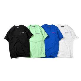 プリビレッジ 半袖 Tシャツ メンズ レディース ユニセックス 送料無料 PRIVILEGE Go Out Side Tee ストリート アメカジ ブランド 半そで ティーシャツ 男女兼用 全4色 S-XXL PV19AW06