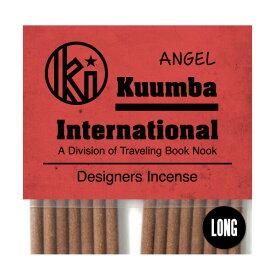 クンバ お香 女性に人気のストロベリーキャンディーのような香り 15本入り レギュラーサイズ Angel インセンス KUUMBA