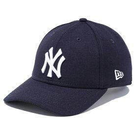 ニューエラ キャップ 送料無料 メンズ レディース NEW ERA 9FORTY ニューヨーク・ヤンキース ベルクロストラップ ニューエラキャップ newera cap 帽子 おしゃれ プレゼント ネイビー/チームカラー 56.8cm〜60.6cm 12336646
