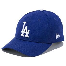 ニューエラ キャップ 送料無料 メンズ レディース NEW ERA 9FORTY ロサンゼルス・ドジャース ベルクロストラップ ニューエラキャップ newera cap 帽子 おしゃれ プレゼント チームカラー 56.8cm〜60.6cm 12336647