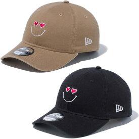 ニューエラ キャップ メンズ レディース 送料無料 NEW ERA 9TWENTY クロスストラップ スマイル newera CAP ニューエラキャップ 帽子 おしゃれ プレゼント 全2色 56.8cm〜60.6cm 12362219 12362220
