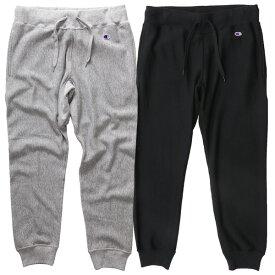 チャンピオン スウェットパンツ リバースウィーブ メンズ 送料無料 CHAMPION Sweat Pants 裏毛 10oz ワンポイント 全2色 M-XL C3-F202