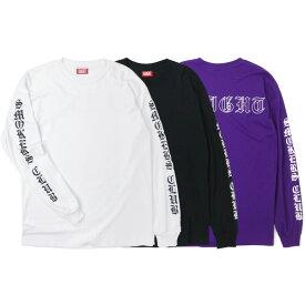 ヘイト Tシャツ 長袖 メンズ レディース 送料無料 HAIGHT Smokers Club L/S Tee ロンT カットソー おしゃれ ストリート ブランド 全3色 S-XXL HT-W210001