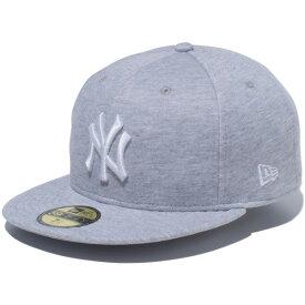 ニューエラ キャップ メンズ レディース 送料無料 NEW ERA 59FIFTY スウェット ニューヨーク・ヤンキース newera CAP 帽子 ニューエラキャップ おしゃれ プレゼント グレー 12326412