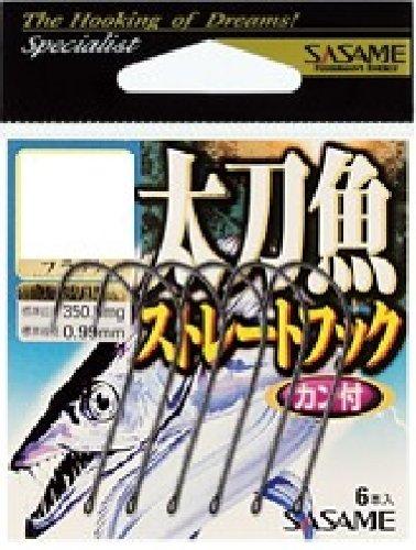 ササメ TS−05 太刀魚ストレートフック 1