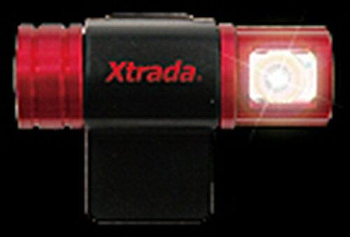 ルミカ A21037 Xtrada X1 キャップライト レッド