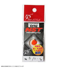 【0と5のつく日 楽天カード&エントリーでポイントup】 EMTイーエムテイー NST 0.4g #5超蛍光ペナルティ