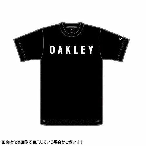 【スマホエントリーでポイント10倍★1/17 10:00〜1/24 9:59まで】Oakley(オークリー) RASH TEE 8.0 482396JP Blackout M