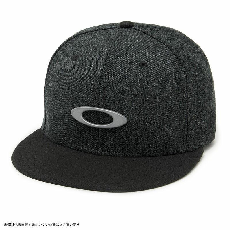 【スマホエントリーでポイント10倍★1/17 10:00〜1/24 9:59まで】Oakley(オークリー) O-JUSTABLE METAL CAP 911508-01K JET BLACK フリーサイズ