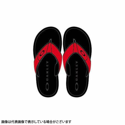 【スマホエントリーでポイント10倍★1/17 10:00〜1/24 9:59まで】Oakley(オークリー) SUPER COIL SANDAL(サンダル) 2.0 15030-465 RED LINE 10.028cm