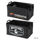mazume(マズメ) ウェイディングカーゴ  ブラック
