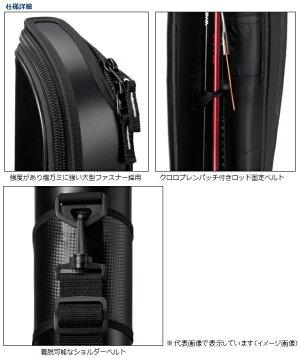 ダイワライトロッドケース(C)190P(C)ブラック