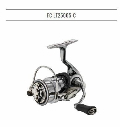 ダイワ 18EXIST(イグジスト) FC LT2500S−C(スピニング)