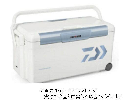 ダイワ クーラーボックス プロバイザーPVトランク-HD TSS3500 IBLアイスブルー (別倉庫より発送、土、日、祝日の発送無し)
