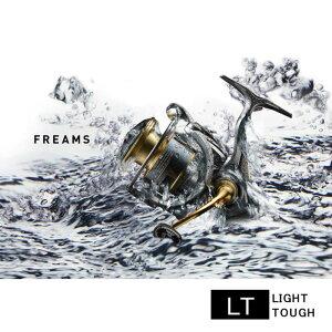 ダイワ18FREAMS(フリームス)LT4000D-C(スピニング)