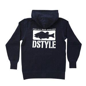(予約品)DSTYLE(ディスタイル)ジップフーディーVer003NAVYSサイズ(4月‐5月発売予定)※他商品同時注文不可