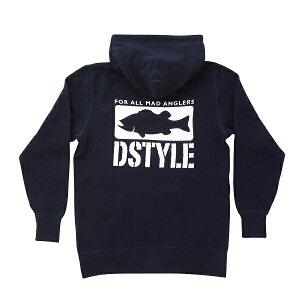 (予約品)DSTYLE(ディスタイル)ジップフーディーVer003NAVYXLサイズ(4月‐5月発売予定)※他商品同時注文不可