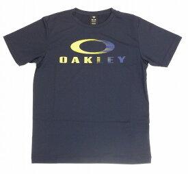 【スーパーSALEエントリー10倍最大43倍】オークリー エンハンス テクニカル QDクイックドライ Tシャツ19.01 6ACファザム M